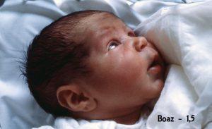 Boaz - 1,5 jaar