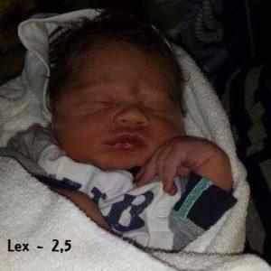 Lex Debby 2.5